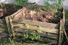 Composting Saves Space in Landfill