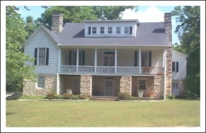 Summer Home of Col. Joseph Habersham