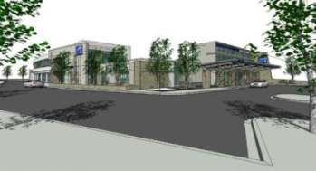 Proposed Habersham County Medical Center